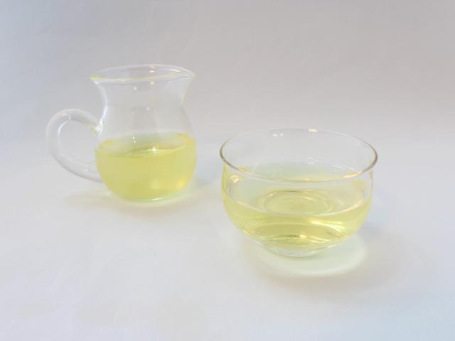 冷煎茶(一番摘み煎茶 駿河 内匠)